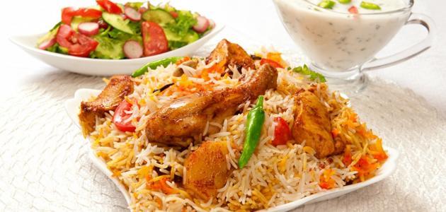 الرز الهندى