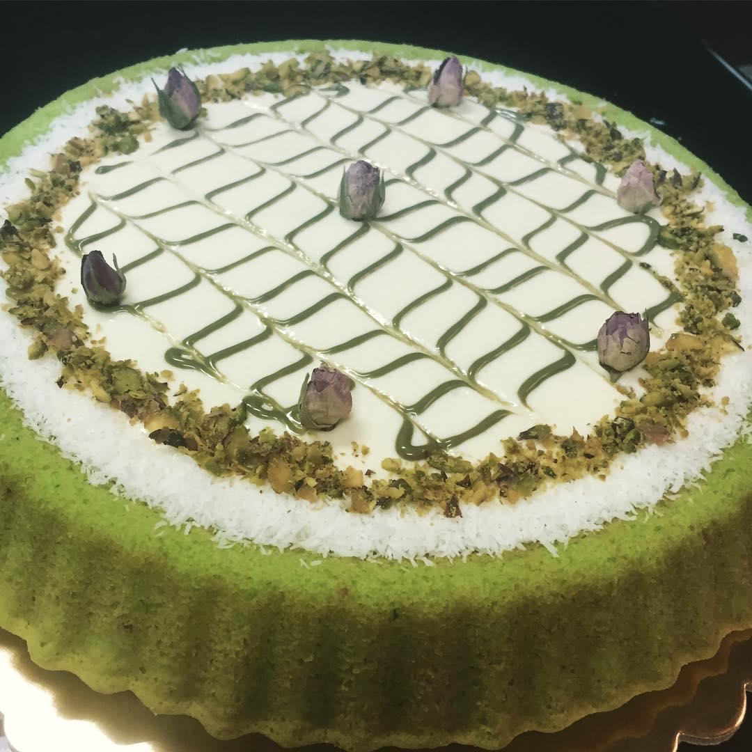 طريقة عمل حلي الفستقية اطعم نوع حلوي سوري سهل التحضير يمكن تجضيرة في المنزل دون عناء