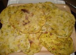 خبز بدقيق الحمص واللبن يسمى خبز العروق eve-mrkzy-com-cookin
